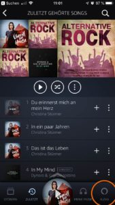 Amazon Music mit Alexa